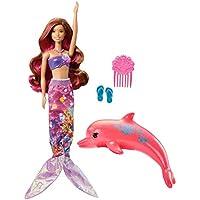Barbie Dolphin Magic Transforming Mermaid Doll