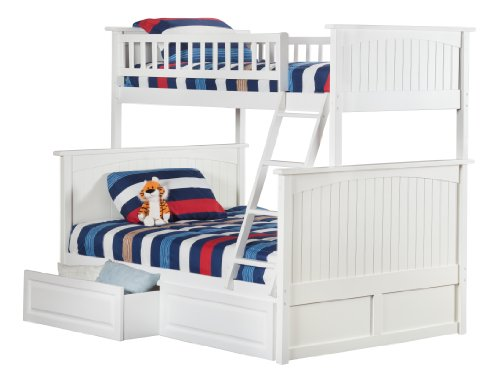 Youth Twin Panel Bed - 9