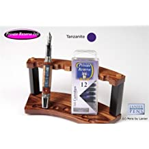12 Pack Universal Fountain Pen Cartridges - Tanzanite by Private Reserve