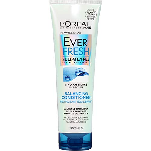 (L'Oréal Paris EverFresh Balancing Conditioner Sulfate Free, 8.5 fl. oz.)
