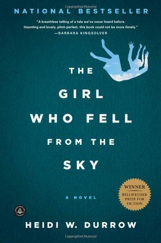 Girl Who Fell Sky product image