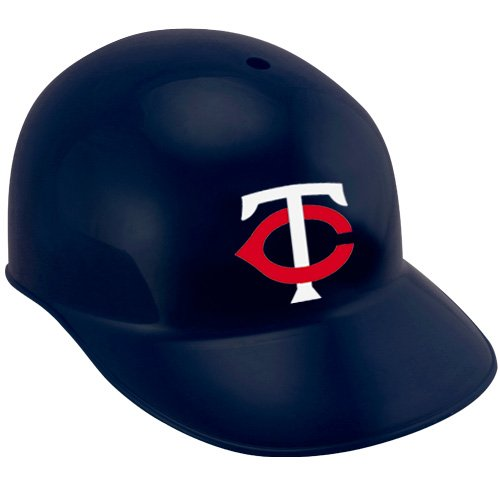 Navy Blue Mlb Batting Helmet - Rawlings Minnesota Twins Navy Blue Replica Batting Helmet