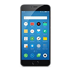 Meizu Note3 / M3 Note International Version 3+32GB 4G LTE Dual Sim Android 5.1 Octa Core 1.8GHz 5.5 inch FHD 5+13MP Smartphone Gray