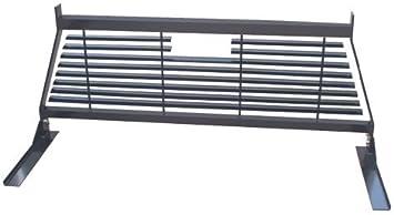 RKI WG11 White Rear Window Grille and Ladder Rack