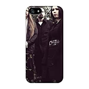 JohnPrimeauMaurice Iphone 5/5s Protective Hard Phone Case Support Personal Customs Lifelike My Dying Bride Band Skin [umH18149rQXp]