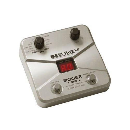 Mooer ME BE 30 BEM Box LE Multieffekt für E-Bass
