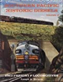 img - for Southern Pacific Historic Diesels Volume 10: EMD Freight F-unit Locomotives book / textbook / text book