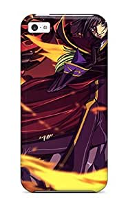 LJF phone case Durable Protector Case Cover With Code Geass Hot Design For iphone 4/4s
