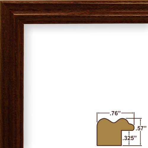 Craig Frames 200ASHCH 8 by 10-Inch Picture Frame, - 8 X 10 Photo Frame Cherry
