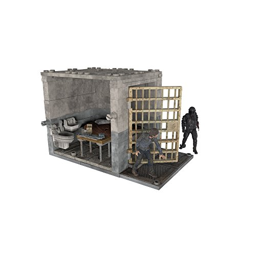 McFarlane Toys Construction Sets- The Walking Dead TV Lower