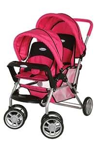 Amazon.com: Graco Duoglider Twin Doll Stroller: Toys & Games