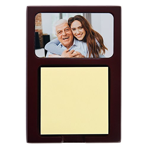 "[RitzPix Customizable Sticky Note Holder – Perfect Personalized Gift with Custom Image or Text – 6½"" x 4½"" Finished] (Cute Halloween Gifts For Coworkers)"
