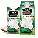 So Delicious Og2 Coconut Milk Unsweetened, 64 oz