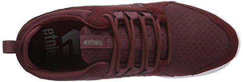 Shoes Men Skateboarding Maroon Etnies Technical MT SCOUT q7w8nXCS