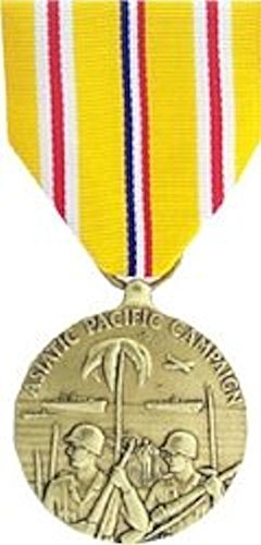 Asiatic Pacific Campaign-MEDAL