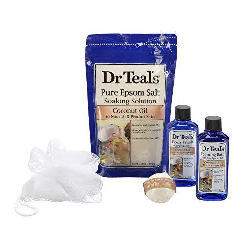 dr epsom salt coconut regimen