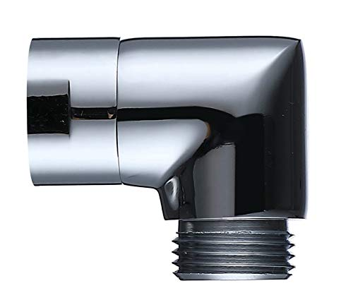 Best Deals! Shower Head Elbow Adapter,Shower Arm Extension (90degree)