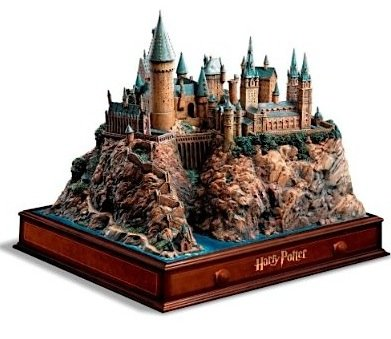 Harry Potter Hogwarts Castle Blu-ray, Includes all 6 Films including Half Blood Prince