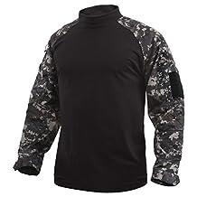 Rothco Long Sleeve Combat Shirt