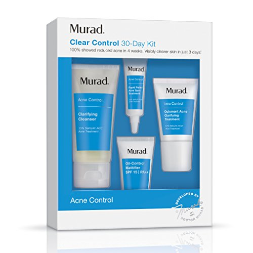 Murad Clear Control 30-Day Acne Kit