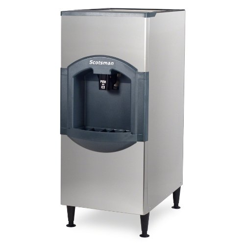 - Scotsman HD22B-1H 120 Lb Hotel Ice Dispenser