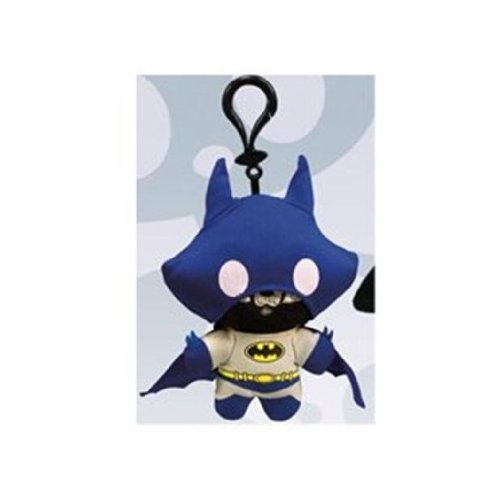 数量は多い  Clip on Key New Chain Plush - DC on Comic - Clip Batman New Toys Doll Licensed B005ONEBSU, ブランドハット:fdefb08a --- arianechie.dominiotemporario.com