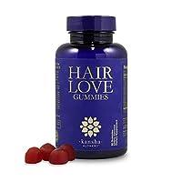 Biotin Gummies, Hair Growth Vitamins for Faster Hair Growth, Vitamin Gummies with...