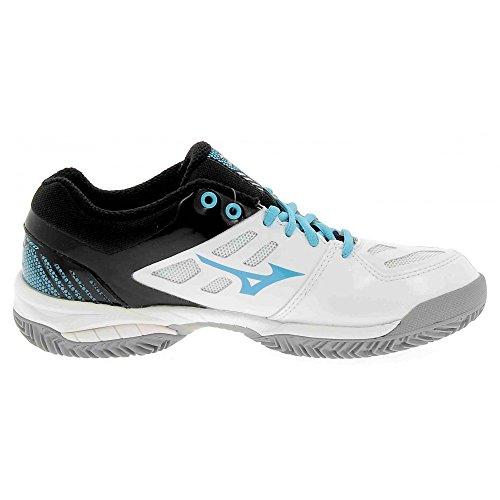 Wave White SL Tennis CC Shoes Women's Exceed Mizuno 86qwd8