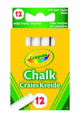 Crayola Anti Dust White Chalk