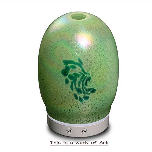 Art Glass Flower - 1