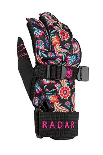 Radar Lyric Inside-Out Waterski Glove Black (M) by Radar