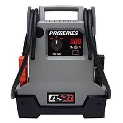 Schumacher PSJ-4424 DSR ProSeries 4400 Peak Amps Jump Starter and Portable Power Unit