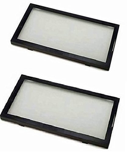 (2 Pack) Zoo Med Screen Covers for 10 Gallon Tanks