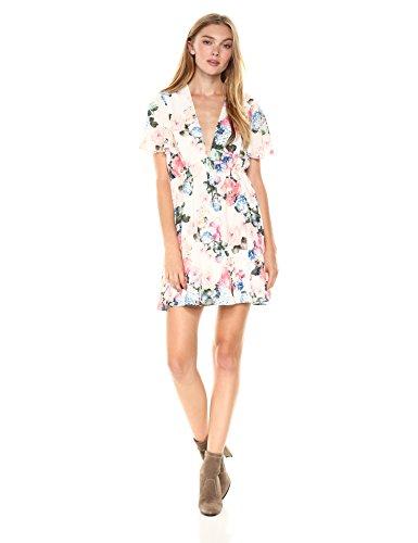 Show Me Your Mumu Women's Austin Dress, Sweet Floral, - Mum Sweet