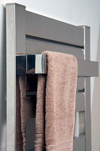 [해외]암바 AV - TB18 - P 베가 18 인치 세련된 스틸 타올 바/Amba AV-TB18-P Vega 18 Inch Polished Steel Towel Bar