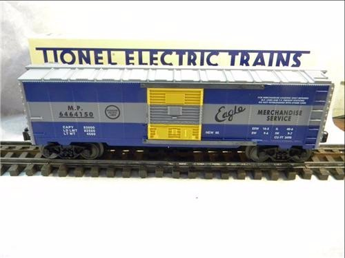Lionel 19268 6464-150 Missouri Pacific Eagle Box Car