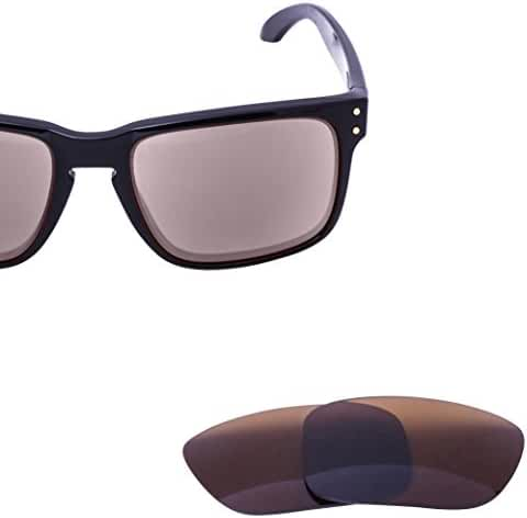 LenzFlip Polarized Replacement Lens for Oakley HOLBROOK Sunglass Frame - Polycarbonate -Large selection