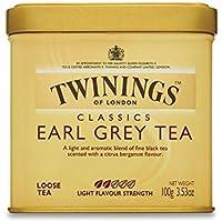 Twinings Earl Grey Loose Tea Caddy (International Blend)