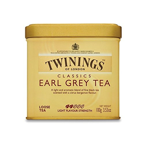 Twinings Earl Grey Loose Tea Caddy (International Blend) - 1