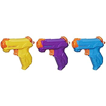 Nerf Super Soaker Zipfire 3-Pack(Discontinued by manufacturer)