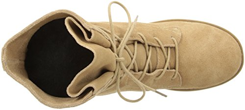 Vuile Was Chinese Wasvrouwen Next-up Boot Camel Suede