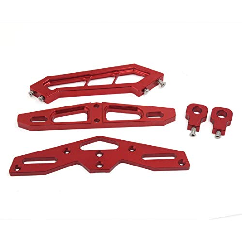 ing Motorcycle Tail License Plate Frame Support Bracket ()
