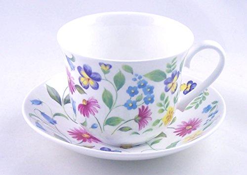 Porcelain Breakfast Cup - 5