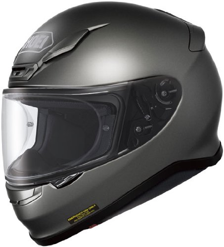 Shoei RF-1200 Anthracite Metallic Full Face Helmet - Large