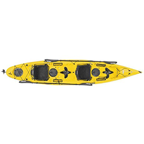 Hobie Oasis 2015 Yellow