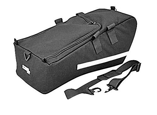 Chase Harper 5000 Rukus Black Under the Seat Bag - 16.38 Liters tr-108244
