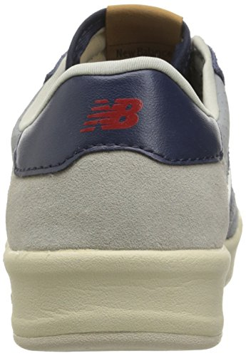 New Balance Womens Wrt300 Classic Court Fashion Sneaker Blue FJ4eUm