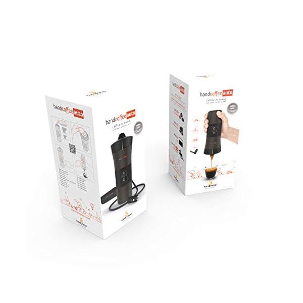 41ugFFCAriL Handpresso - NEUE Handcoffee Auto 12V 21000- Kaffeemaschine für das Auto, Tragbare Kaffeemaschine mit Senseo®-kompatible…
