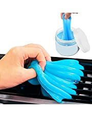 HENGBIRD Żel do czyszczenia klawiatury, żel czyszczący, żel do mycia samochodu, do wnętrz, uniwersalny środek czyszczący do laptopów, pilota zdalnego sterowania, samochodu, drukarki, kamer