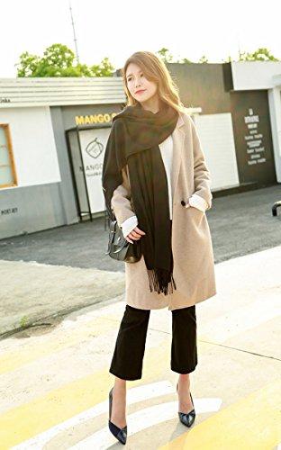 chal Vintage bufanda Ahatech invierno oto c o 45OTwqCxZ